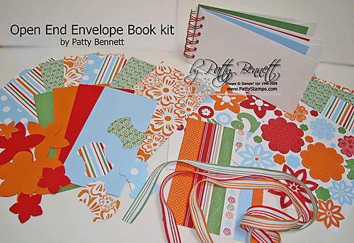 Book kit contents