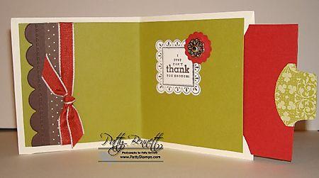 Kiwi card full inside