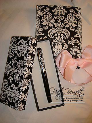 Pad pen