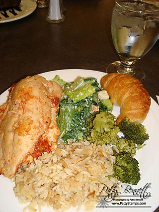 Lunch chicken