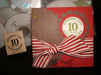 10 year card