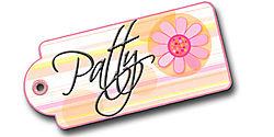 Signature flower tag