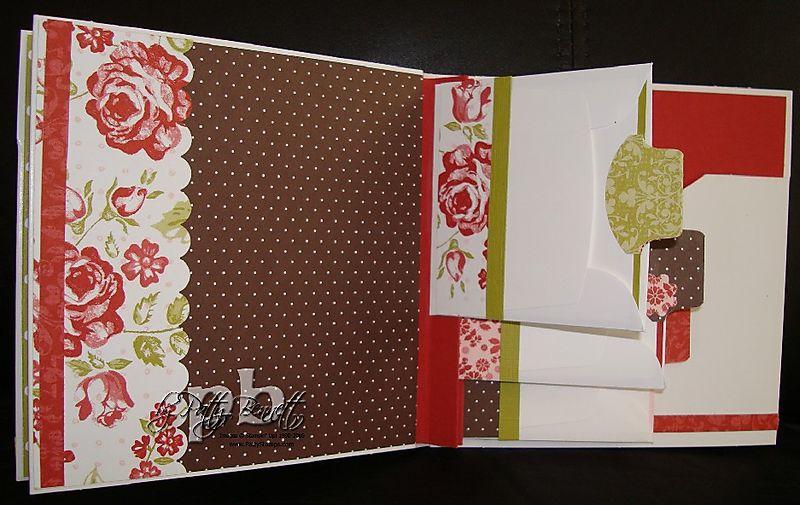Bella rose brown pages