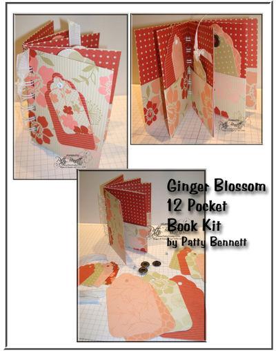 Ginger blossom kit 1