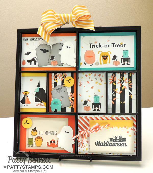 Halloween Home Decor Catalogs: Stampin' Up! Halloween Home Decor
